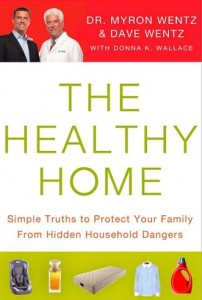 Healthy Home book cover